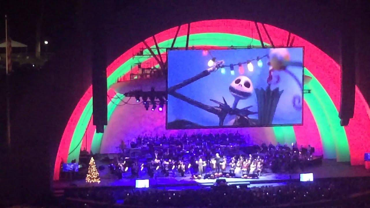 Nightmare Before Christmas Live