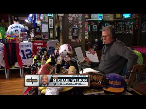 Michael Wilbon on The Dan Patrick Show (Full Interview) 10/20/16