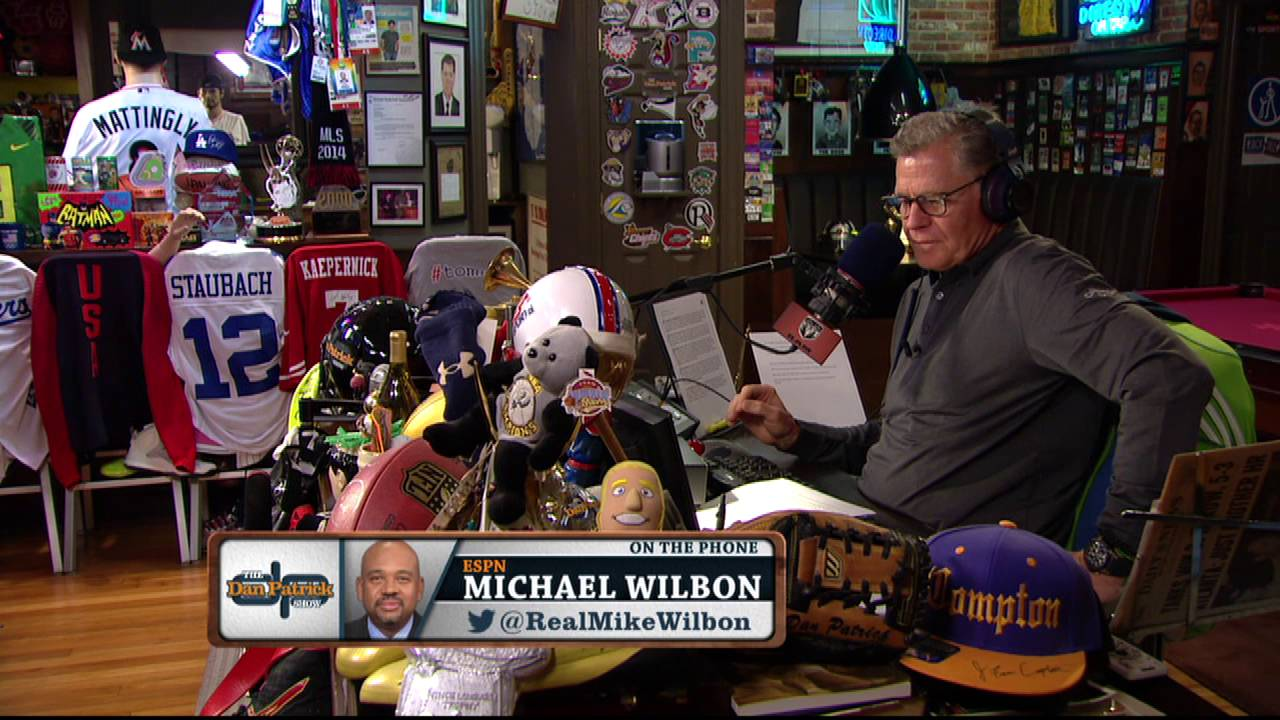 Michael Wilbon on The Dan Patrick Show (Full Interview) 10/20/16 ...