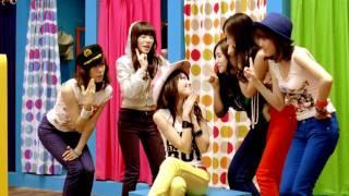 SNSD - Gee instrumental , Jan07.2009 GIRLS