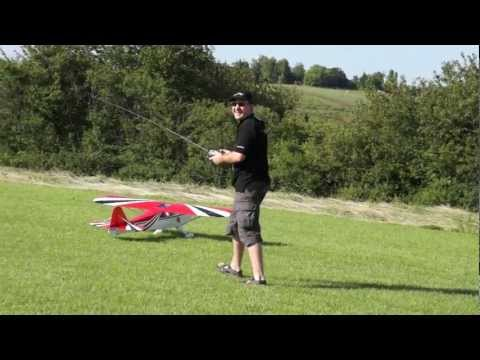 Taylorcraft Hangar 9 26ccm 1st Flight
