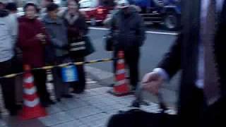 平成20年度初場所13日目 前頭7枚目 豪風旭(たけかぜ あきら) 秋...