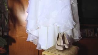 Свадьба. Сборы жениха и невесты. Марина и Алексей.
