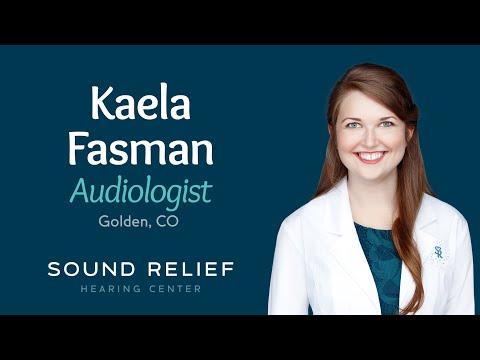 Dr. Kaela Fasman, Au.D., CCC-A, CH-TM - Sound Relief Hearing Center