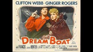 Лодка мечты (1952, США) Джинджер Роджерс, комедия, раритет