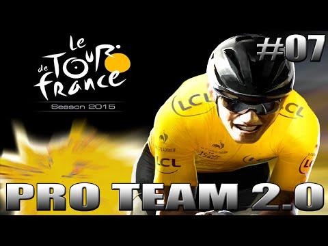 Tour De France 2015   Pro Team 2.0 #07   Le cyclisme me manque !
