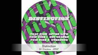 Distinction :: Overdose :: DP007 :: Out Now on Dub Police