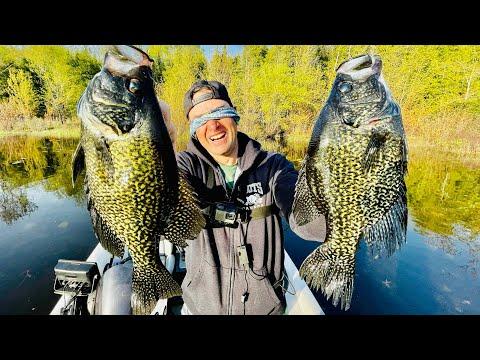Spring Fishing Crappie Tips / Crappie Fishing Kawartha Lakes, Ontario