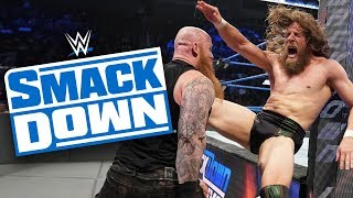 Why WWE SmackDown Looked Very Different Last Night