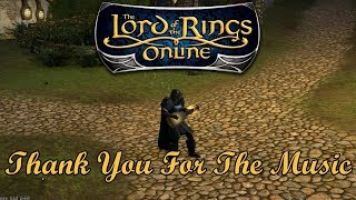 LOTRO - Thank You For The Music
