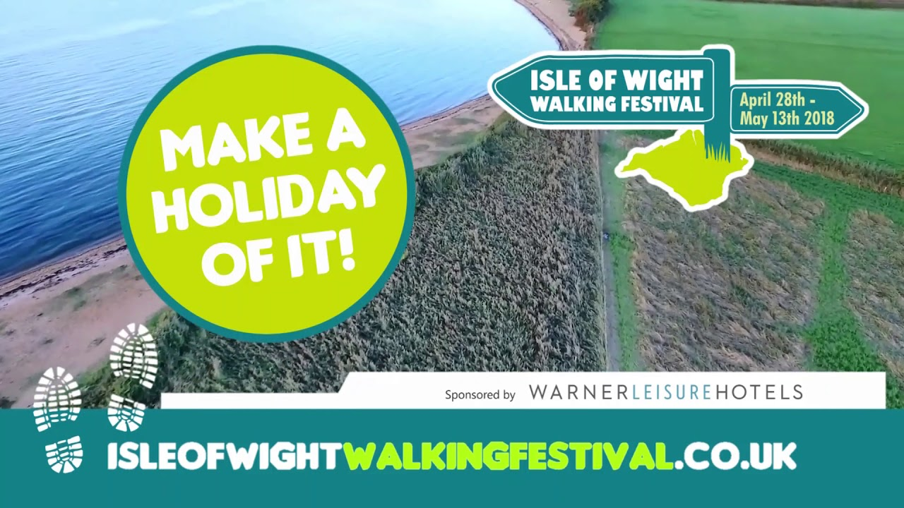 Thumbnail: Isle of Wight Walking Festival 2018