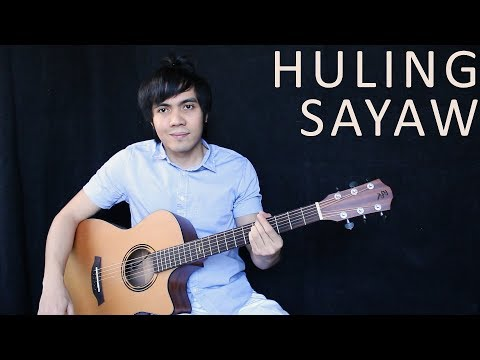 Huling Sayaw - Kamikazee feat. Kyla (fingerstyle guitar cover)
