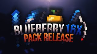 Blueberry 16x PvP/UHC Pack Release