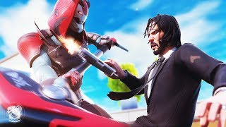 JOHN WICK vs. VENDETTA?! *NEW SEASON 9* (A Fortnite Short Film)