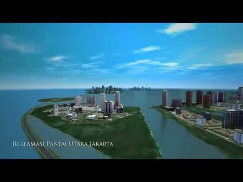 Jakarta Giant Sea Wall Project (Reklamasi Pulau Garuda)
