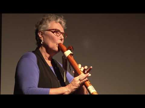 Less Drugs, More Music | Robin Gaiser | TEDxUNCAshevilleWomen