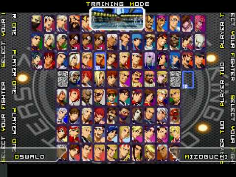 King Of Fighters XIII Mugen Download Characters XIII