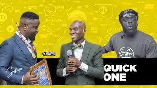 The Break Down: Sarkodie   Quick One (The Freestyle )