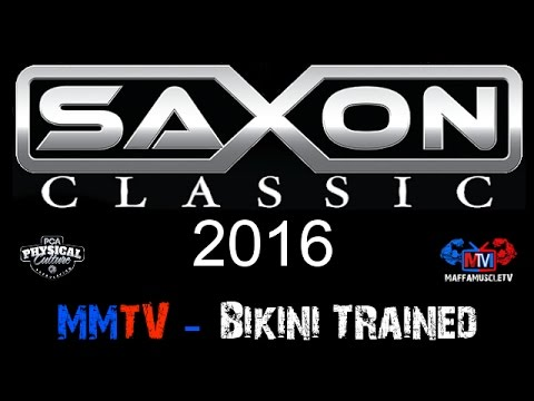 PCA Saxon Classic 2016 #6 Bikini Trained