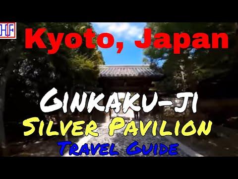 Kyoto | Ginkaku-ji Temple | Travel Guide | Episode# 4