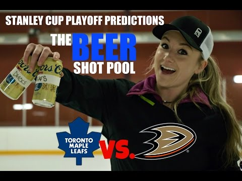 THE BEER SHOT POOL: NHL Cup Predictions