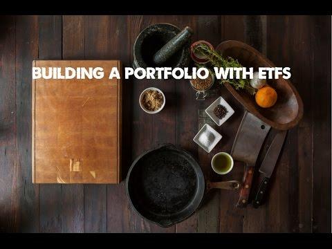 Building a Portfolio Using ETFs