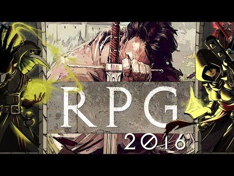 Najbardziej Obiecujące Gry RPG 2016 Roku - Na Co Czekamy? [tvgry.pl]