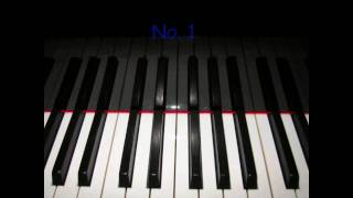 Maurizio Pollini plays Chopin Nocturnes Op.32