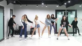 WA$$UP(와썹) - COLOR TV(칼라 TV) Mirrored Dance Practice