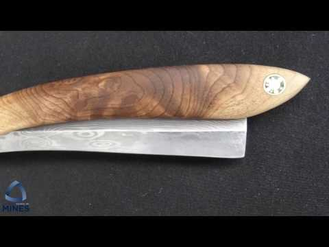 Bladesmithing 2017 - Colorado School of Mines