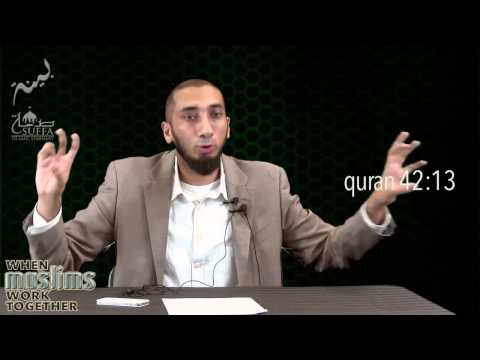 When Muslims Work Together -1- What motivates us? - Nouman Ali Khan