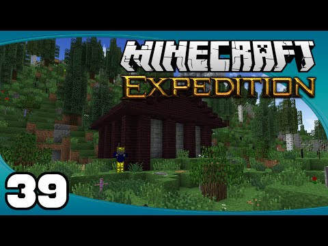 Minecraft Expedition - Ep. 39: Crypt Crawling