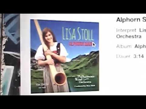 "Lisa Stoll/Marc Reift Orchestra ""Alphorn Swing"""