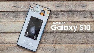 Samsung Galaxy S10 - ПЕРВЫЙ ВИДЕО ТИЗЕР! Трейлер презентации Гэлэкси с10!