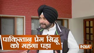 Kapil Sharma Show Drops Sidhu For Advocating Talks With Pakistan