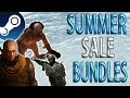 What Are The Best Steam Summer Sale Bundles? │ Steam Summer Sale 2017