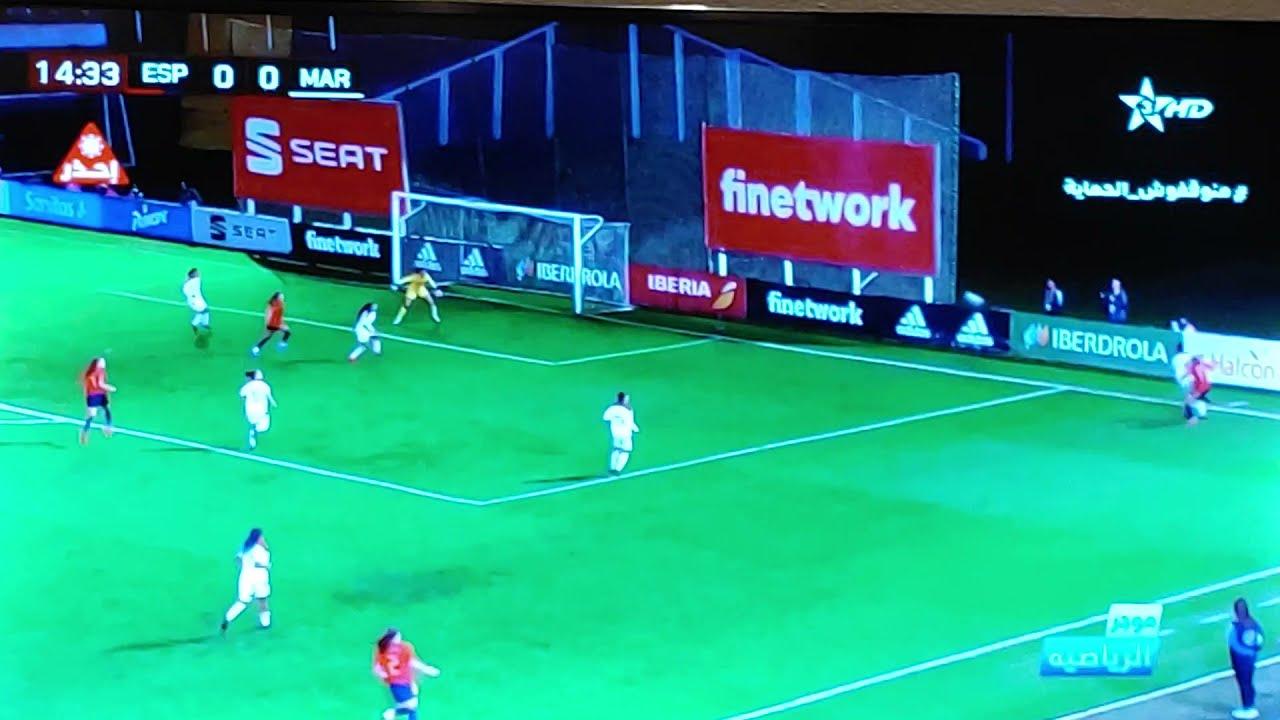 Download #espagne vs #maroc résumé du match 3-0