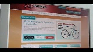 Betrug am Kunden: Topdeals treibt Preise in die Höhe - SPIEGEL TV Magazin
