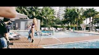 Gnossem's Swimwear Show at W hotel Thumbnail