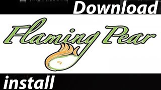How to Download & Install Plugin Flaming Pear