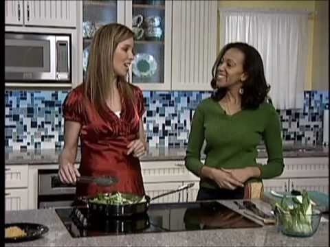 Dr. Dae Naturopathic Doctor on the TV Show Healthy Food Happ