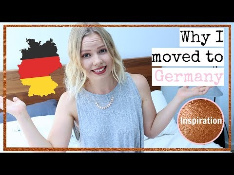 Why & how I moved to Germany + Study Abroad Experience | Kia Lindroos