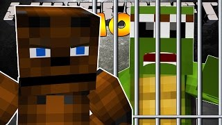 Minecraft School - FIVE NIGHTS AT FREDDY'S NIGHTMARE #1