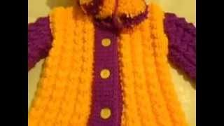 Детский комбинезон спицами(, 2015-04-01T15:57:25.000Z)