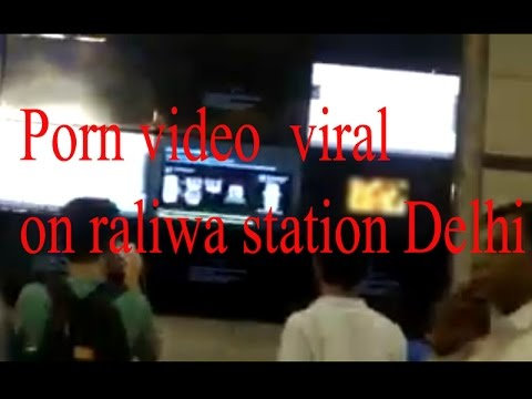Shocking: CCTV footage of couples getting intimate on Delhi Metro from YouTube · Duration:  1 minutes 15 seconds