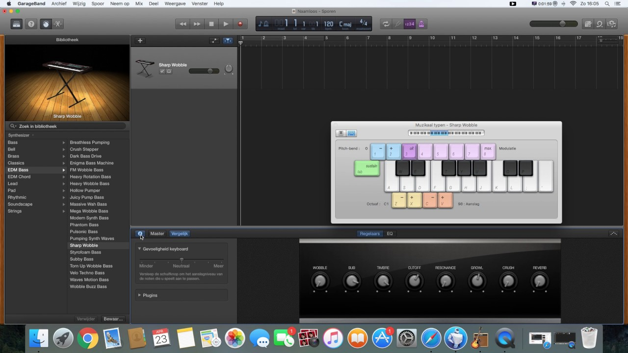 Fan Garageband How To Make A Nice Dub Wobble In Garageband