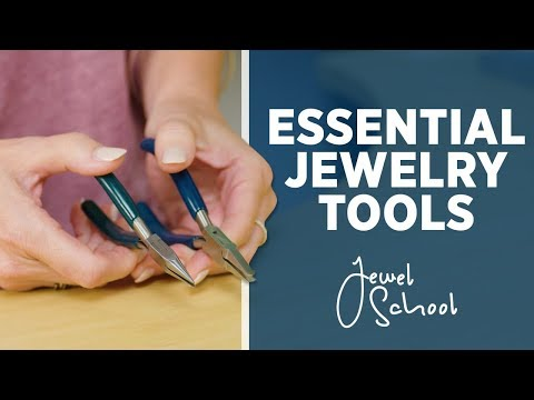 Essential Tools for Jewelry Making | Jewelry 101