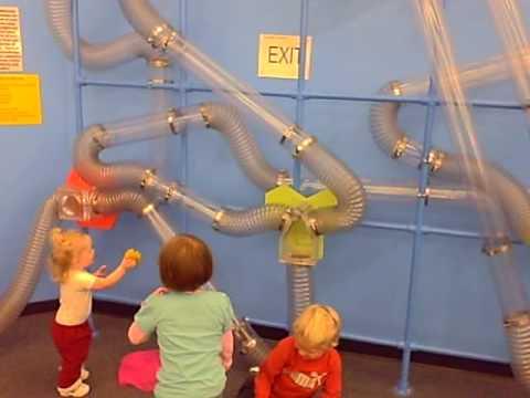 Children's Museum - Air Tubes