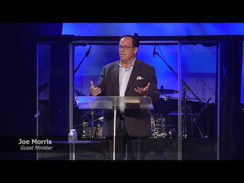 Guest Minister Joe Morris | End Times 2017