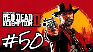 AGRESYWNA SZTUKA - Let's Play Red Dead Redemption 2 #50 [PS4]